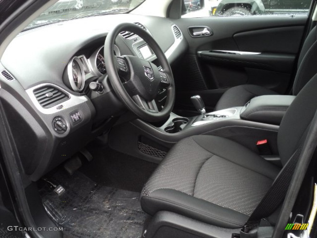 2012 Dodge Journey Sxt Interior Photo 55285093