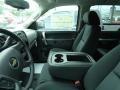2012 Summit White Chevrolet Silverado 1500 LS Crew Cab 4x4  photo #2