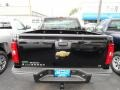 2011 Black Chevrolet Silverado 1500 LS Regular Cab 4x4  photo #3