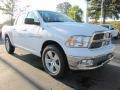 2012 Bright White Dodge Ram 1500 Big Horn Crew Cab  photo #4