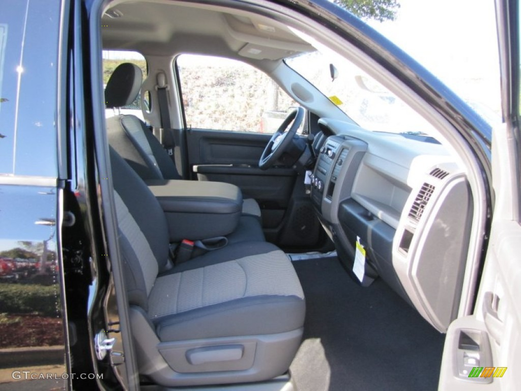 2012 dodge ram 1500 express quad cab interior photo 55289579. Black Bedroom Furniture Sets. Home Design Ideas