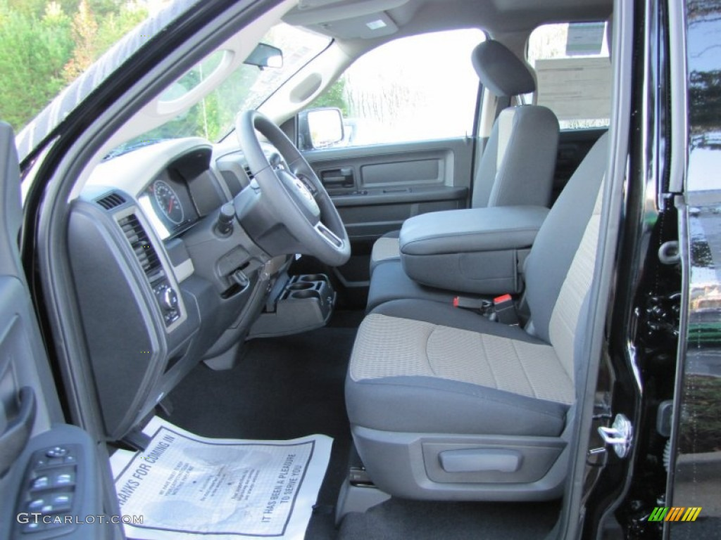 2012 dodge ram 1500 express quad cab interior photo 55290280. Black Bedroom Furniture Sets. Home Design Ideas