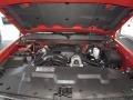 2009 Victory Red Chevrolet Silverado 1500 LTZ Crew Cab  photo #19