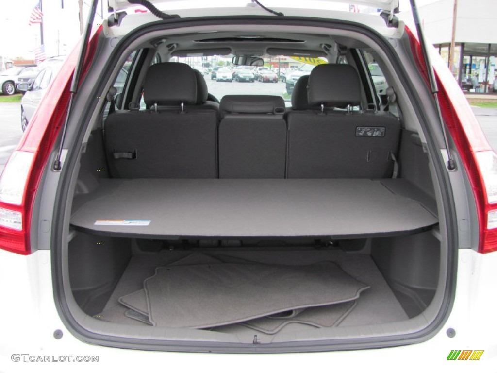 2011 CR-V EX-L 4WD - Taffeta White / Gray photo #14