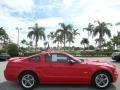 Torch Red 2006 Ford Mustang GT Premium Coupe Exterior
