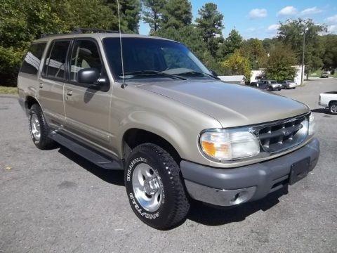 2000 Ford Explorer XLT Data, Info and Specs