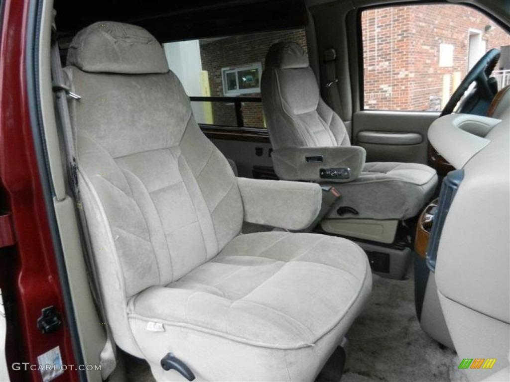 2000 Chevrolet Express G1500 Passenger Conversion Van Interior Photo 55305739