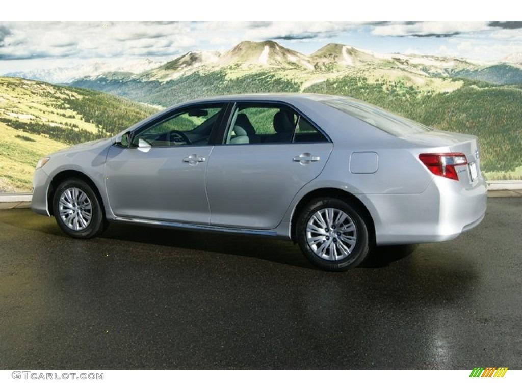 Classic Silver Metallic 2012 Toyota Camry LE Exterior Photo #55314859 ...