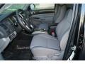 2012 Tacoma V6 TRD Sport Double Cab 4x4 Graphite Interior