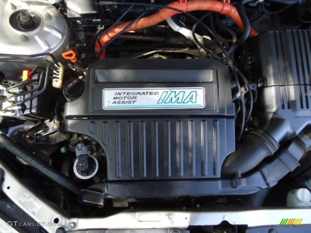 2003 honda civic hybrid sedan 1 3 liter sohc 8 valve vtec. Black Bedroom Furniture Sets. Home Design Ideas