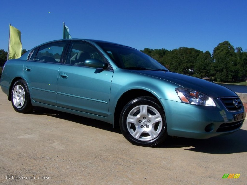 2003 Nissan Altima Paint Codes - Wiring Diagrams •