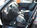 2008 BMW X3 Black Interior Interior Photo