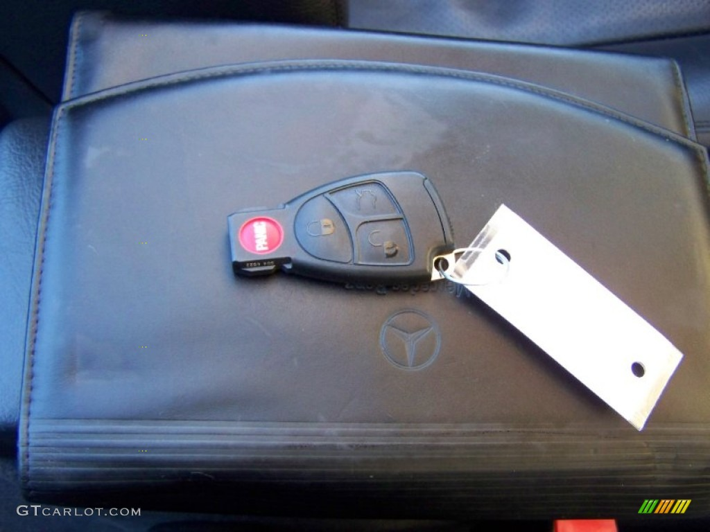 2000 mercedes benz clk 430 cabriolet keys photo 55323505 for How to unlock mercedes benz without key
