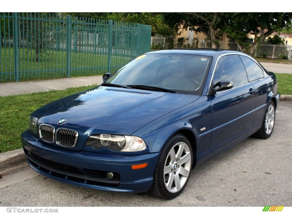mystic blue metallic 2003 bmw 3 series 325i coupe exterior photo 55328998. Black Bedroom Furniture Sets. Home Design Ideas