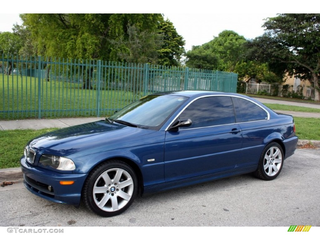 mystic blue metallic 2003 bmw 3 series 325i coupe exterior photo 55329001. Black Bedroom Furniture Sets. Home Design Ideas