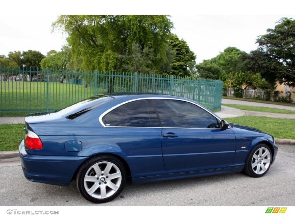 2004 Bmw 325ci Specs >> Mystic Blue Metallic 2003 BMW 3 Series 325i Coupe Exterior Photo #55329028 | GTCarLot.com