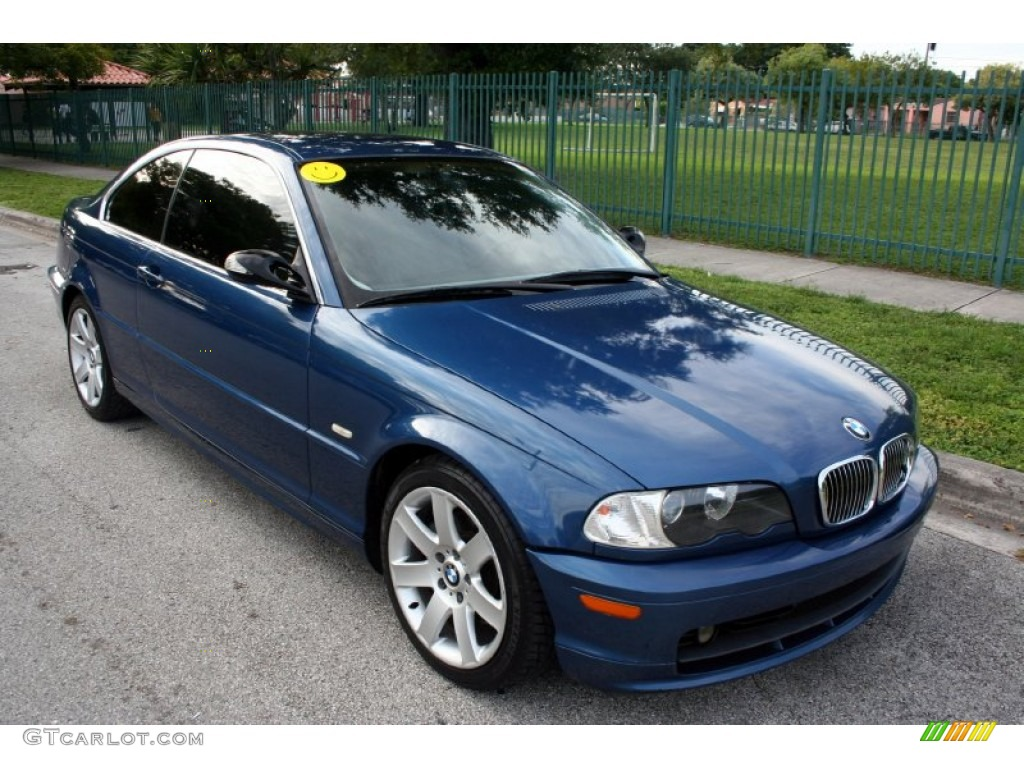 mystic blue metallic 2003 bmw 3 series 325i coupe exterior photo 55329043. Black Bedroom Furniture Sets. Home Design Ideas