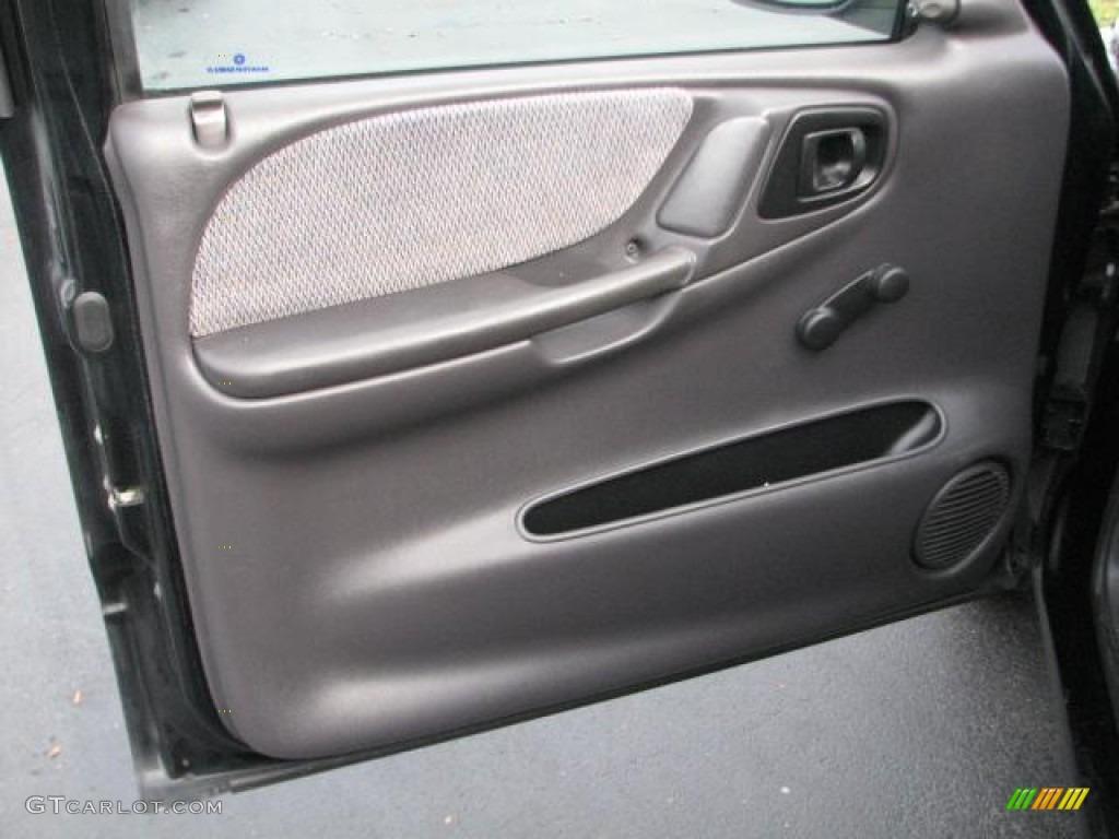1998 Dodge Dakota Extended Cab Agate Door Panel Photo 55339559