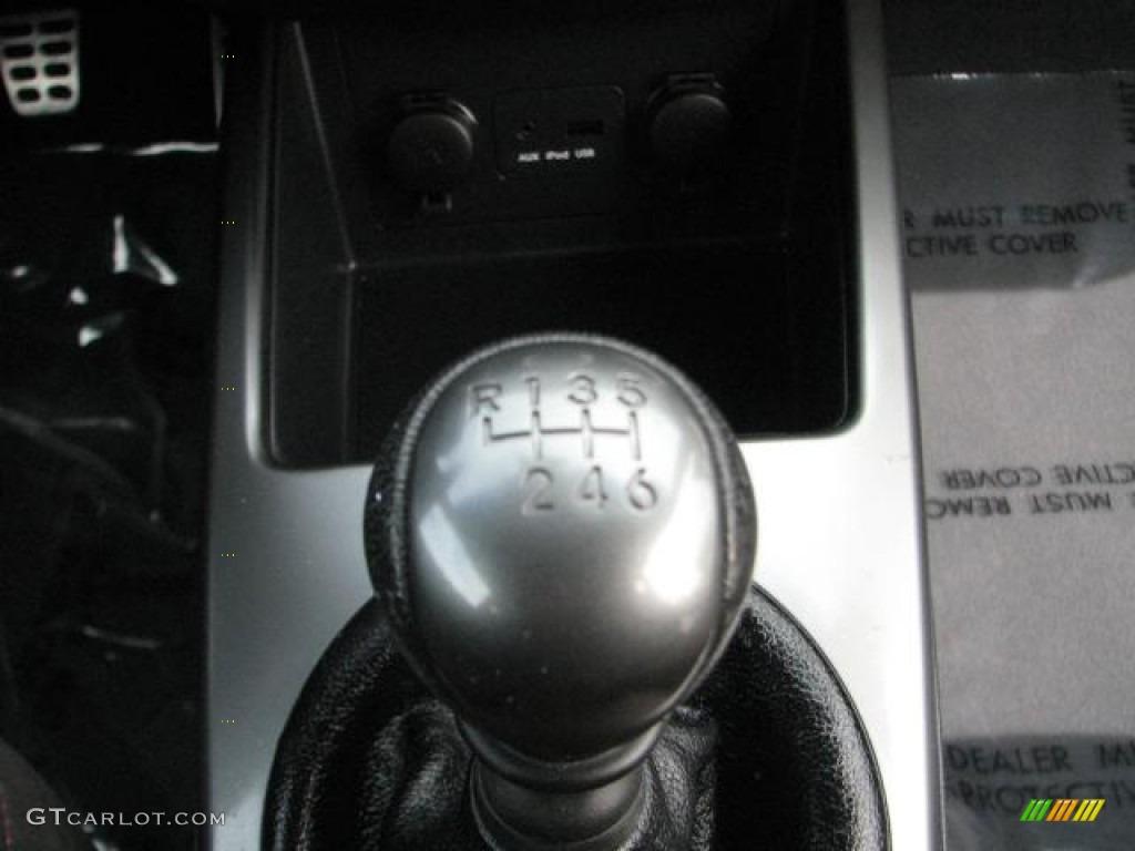 2010 Kia Forte Koup Sx 6 Speed Manual Transmission Photo