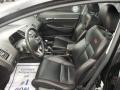 Black Interior Photo for 2007 Honda Civic #55342028
