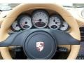 Sand Beige Steering Wheel Photo for 2012 Porsche 911 #55342130