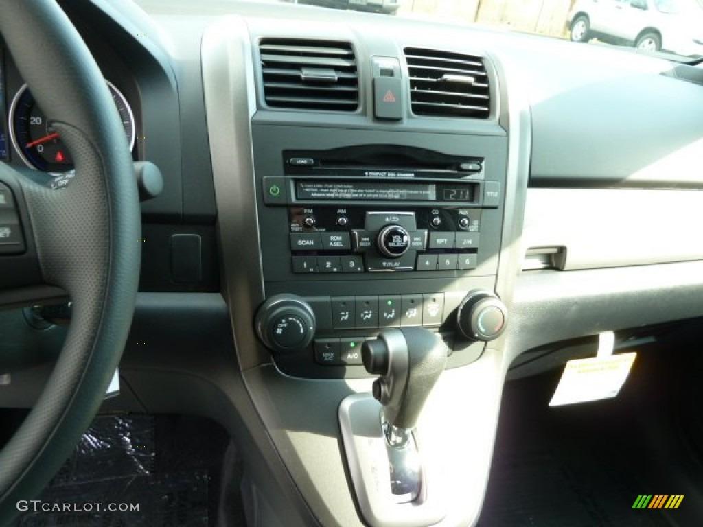 2011 CR-V SE 4WD - Polished Metal Metallic / Black photo #18
