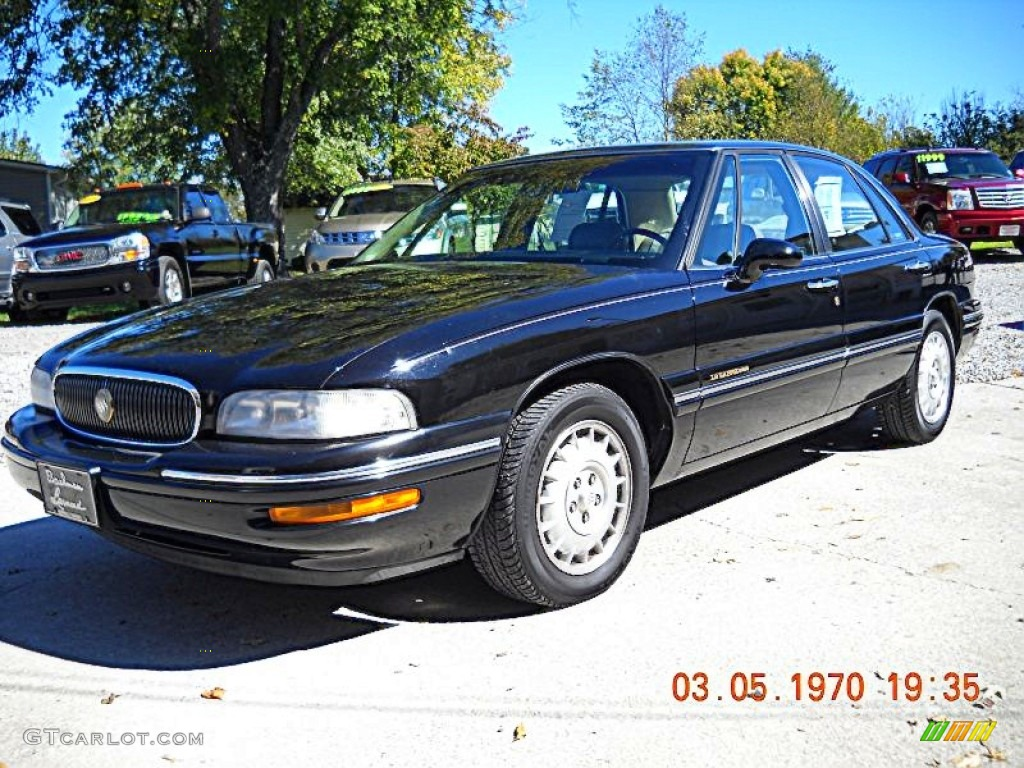 1997 black buick lesabre limited 55332557. Black Bedroom Furniture Sets. Home Design Ideas