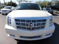 White Diamond Tricoat - Escalade ESV Platinum AWD Photo No. 3