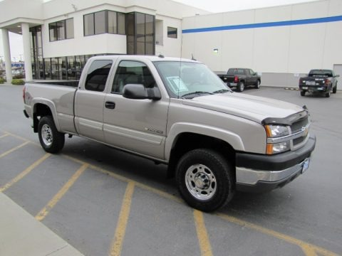 2004 chevrolet silverado 2500hd lt extended cab 4x4 data. Black Bedroom Furniture Sets. Home Design Ideas