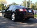 2009 Crystal Black Pearl Acura TSX Sedan  photo #6