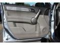 2009 Alabaster Silver Metallic Honda CR-V LX 4WD  photo #6