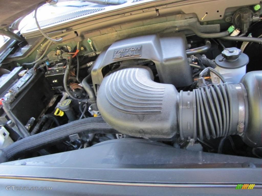 2002 ford f150 lariat supercrew 5 4 liter sohc 16v triton v8 engine photo 55381419. Black Bedroom Furniture Sets. Home Design Ideas