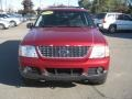 2003 Redfire Metallic Ford Explorer XLT 4x4  photo #11