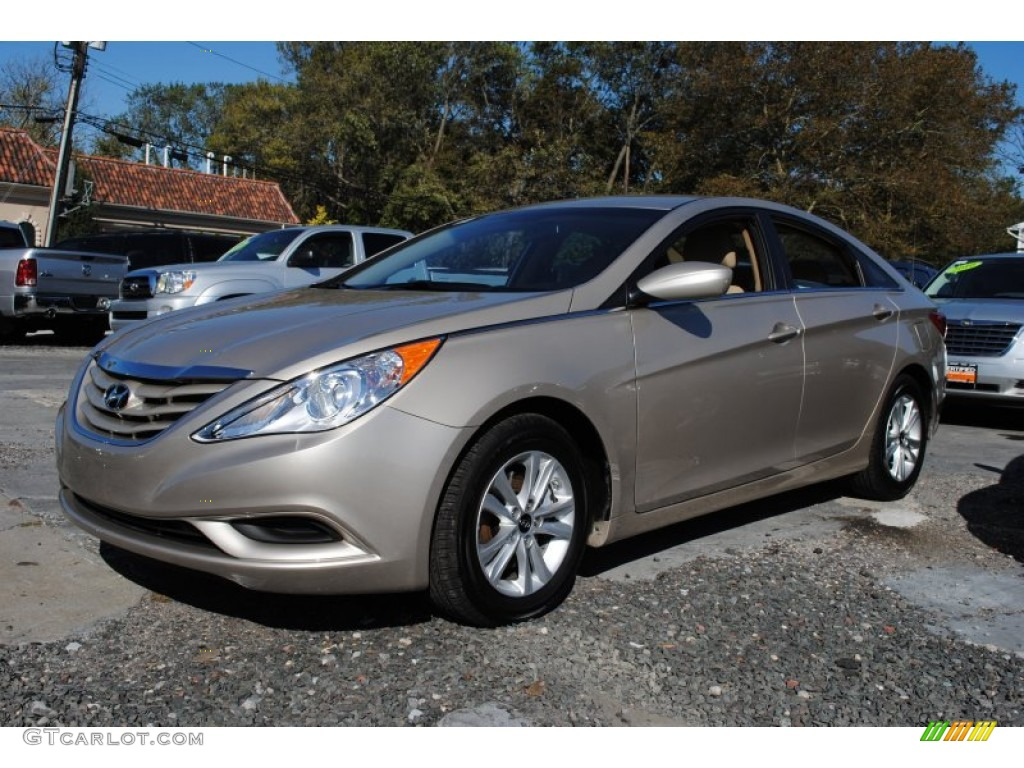 2012 hyundai sonata gls camel pearl color camel interior 2012 sonata. Black Bedroom Furniture Sets. Home Design Ideas
