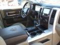 2012 Bright White Dodge Ram 1500 Laramie Crew Cab  photo #22