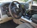 2012 Bright White Dodge Ram 1500 Laramie Crew Cab  photo #27