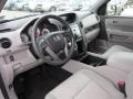 Gray Prime Interior Photo for 2011 Honda Pilot #55395803