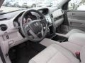 Gray Prime Interior Photo for 2011 Honda Pilot #55395803