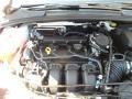2012 White Platinum Tricoat Metallic Ford Focus Titanium 5-Door  photo #16