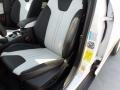 2012 White Platinum Tricoat Metallic Ford Focus Titanium 5-Door  photo #23