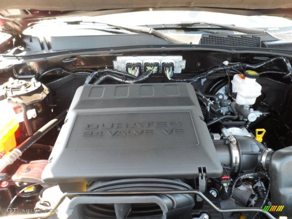2012 Ford Escape Xlt V6 3 0 Liter Dohc 24