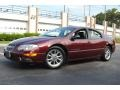 Dark Garnet Red Metallic 2000 Chrysler 300 Gallery