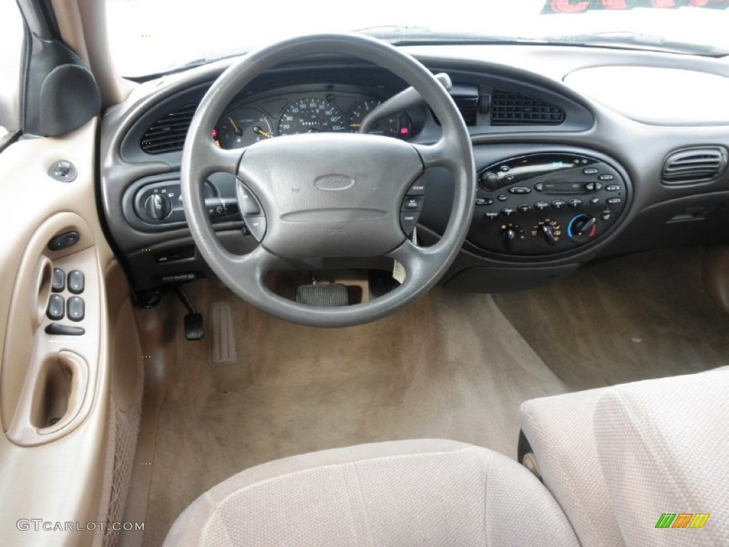 Dashboard 55414695on 1998 Ford Taurus