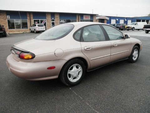 1997 Ford Taurus GL Data, Info and Specs