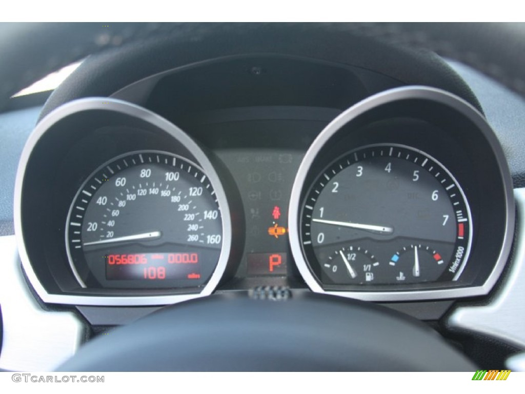 2006 Bmw Z4 3 0si Coupe Gauges Photo 55415746 Gtcarlot Com