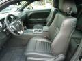 Dark Slate Gray Interior Photo for 2012 Dodge Challenger #55424708