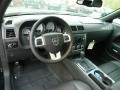 Dark Slate Gray Dashboard Photo for 2012 Dodge Challenger #55424722