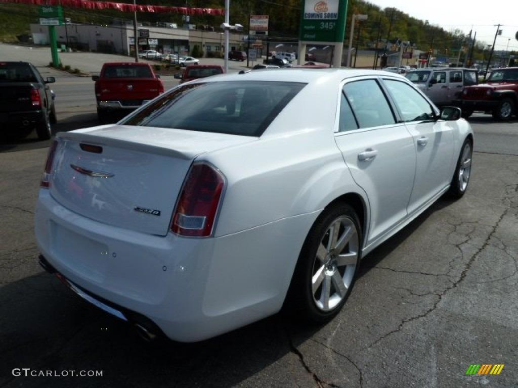 2012 Bright White Chrysler 300 Srt8 55402251 Photo 5 Car Color Galleries
