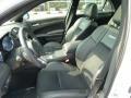 2012 300 SRT8 Black Interior