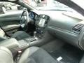 Dashboard of 2012 300 SRT8